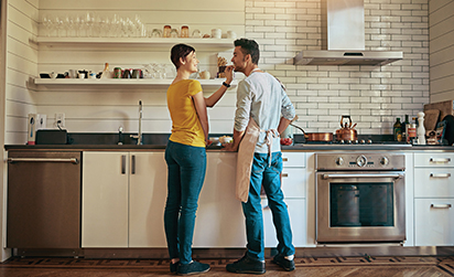 Get your dream kitchen - home equity combo