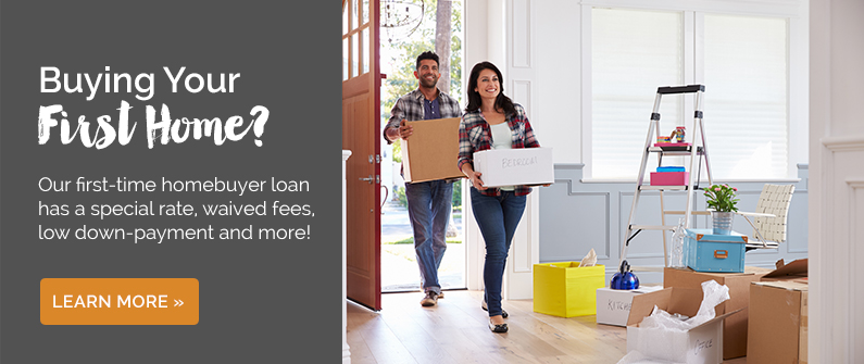 First-Time Homebuyer Loan